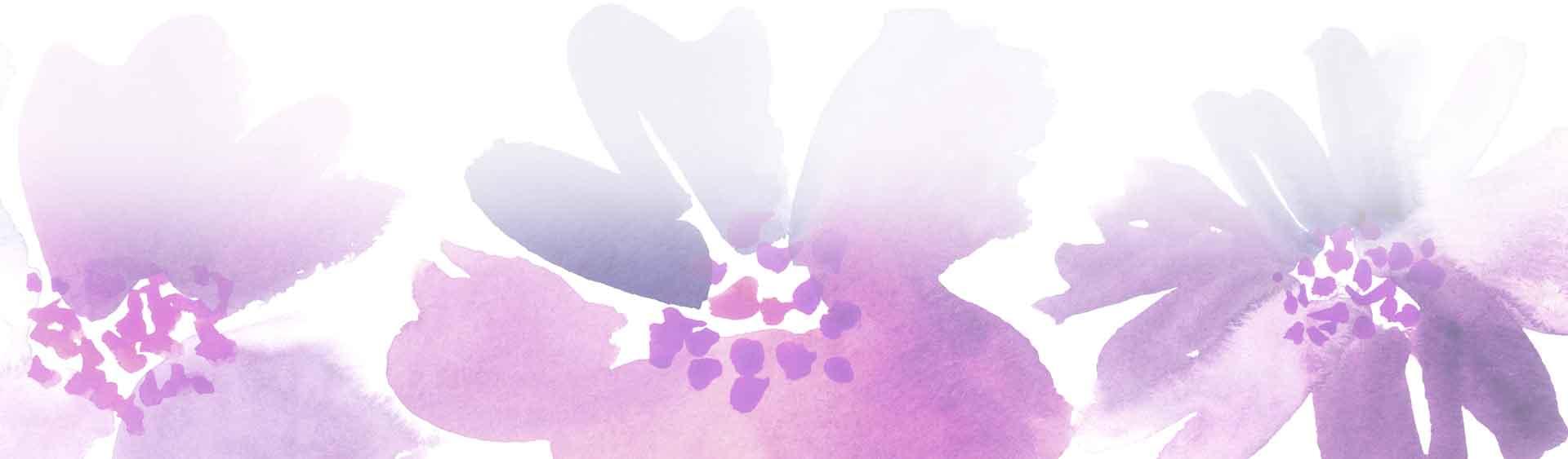 Blossom for Success by Nancy Rae Lohman | Flower Banner