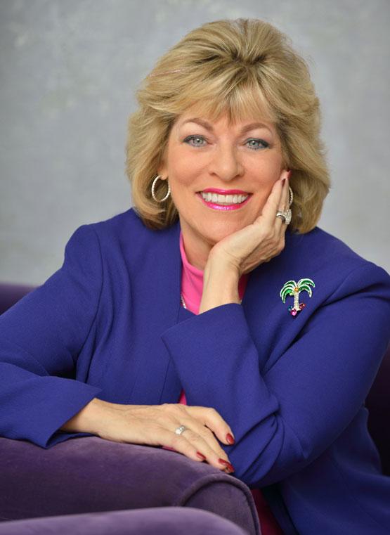 Nancy Rae Lohman, Author of Blossom for Success